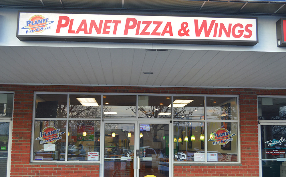 Planet Pizza - Photo Gallery